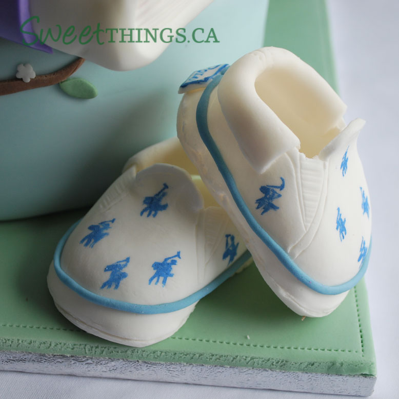 Ralph Lauren Baby Shower Cake 778 x 778